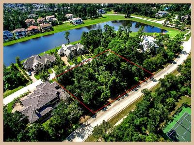 The Woodlands Residential Lots & Land For Sale: 11 Primm Valley Court