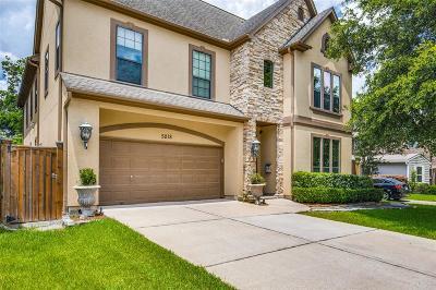 Harris County Single Family Home For Sale: 5218 Beech Street