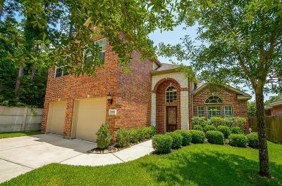 Porter Single Family Home For Sale: 20840 Hixon Creek Drive