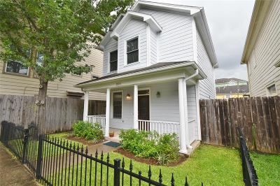 Heights Single Family Home For Sale: 921 W 25th Street