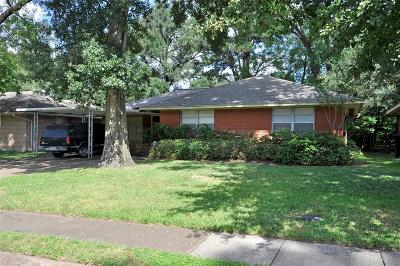 Oak Forest Single Family Home For Sale: 5218 Lido Lane