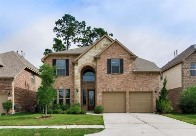 Kingwood Single Family Home For Sale: 21369 Kings Guild Lane