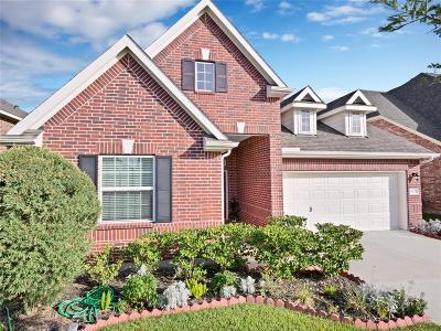 Missouri City Single Family Home For Sale: 3807 Varna Court
