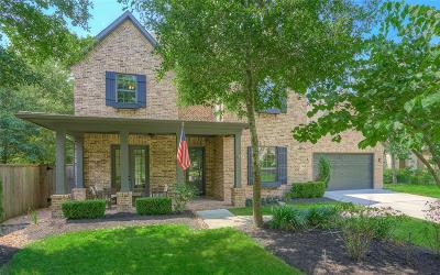 Montgomery County Single Family Home For Sale: 154 S Waterhaven Circle