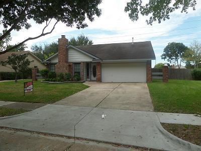 Sugar Land Single Family Home For Sale: 2023 Shorewood Lane