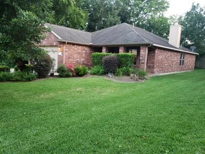 Montgomery Single Family Home For Sale: 13309 Enchanted Way Drive
