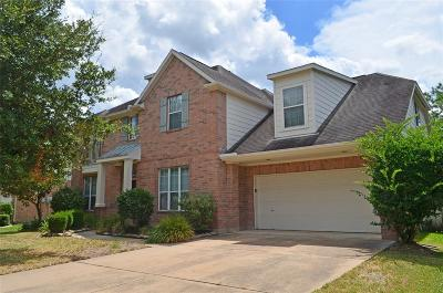 Spring Single Family Home For Sale: 1314 Wealden Forest Drive