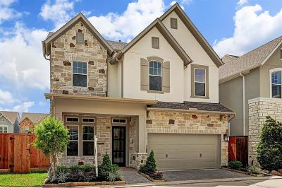 Houston Single Family Home For Sale: 5711 Brancott Way