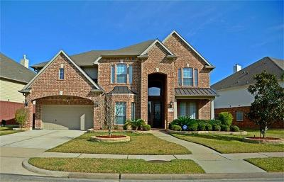Pearland Single Family Home For Sale: 13205 Laguna Shores Drive