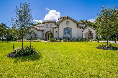 Missouri City Single Family Home For Sale: 5126 Beekman Drive