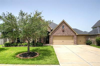 Katy Single Family Home For Sale: 2714 McDonough Way