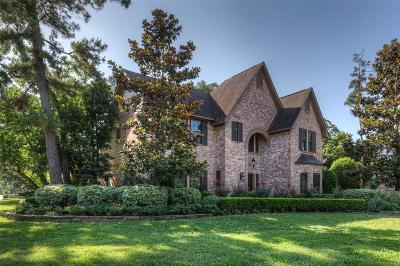 The Woodlands Single Family Home For Sale: 1 Shining Lakes Place