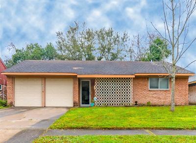 Houston Single Family Home For Sale: 7626 Troulon Drive E