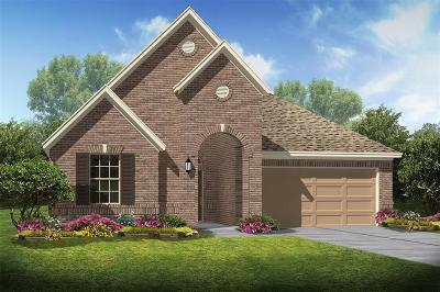 Hockley Single Family Home Pending Continue to Show: 31407 Elkcreek Bend Drive