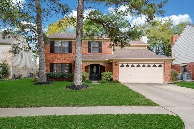 Harris County Single Family Home For Sale: 7607 Plumtree Forest Circle