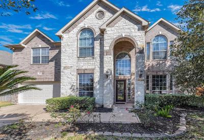 Richmond Single Family Home For Sale: 22302 Fieldcrest Lane