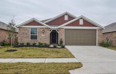 Harris County Single Family Home For Sale: 10639 Cypress Farms Drive