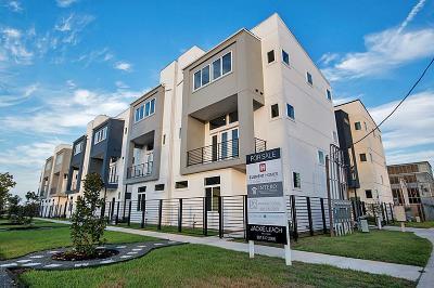 Houston Condo/Townhouse For Sale: 3205 Garrow