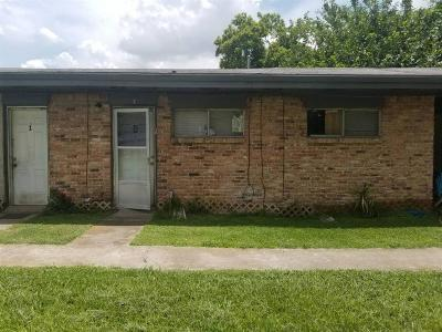 Houston Multi Family Home For Sale: 791 Fortune Street #4