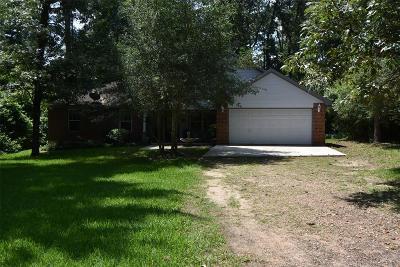 Magnolia Single Family Home For Sale: 129 Greenbriar Drive