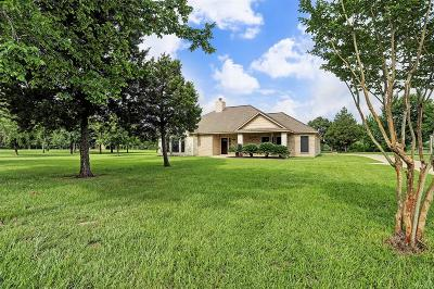 Waller Single Family Home Option Pending: 24017 Stanford Place