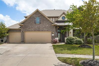 League City Single Family Home For Sale: 4725 Serrano Drive
