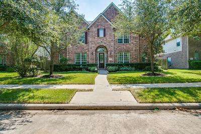 Missouri City Single Family Home For Sale: 10514 Spice Ridge Row