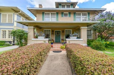 Houston Single Family Home For Sale: 700 Kipling Street