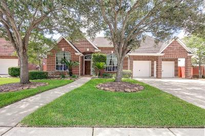 Single Family Home For Sale: 12407 Santiago Cove Lane