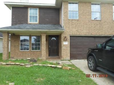 Katy Single Family Home For Sale: 19346 Grand Colony Court