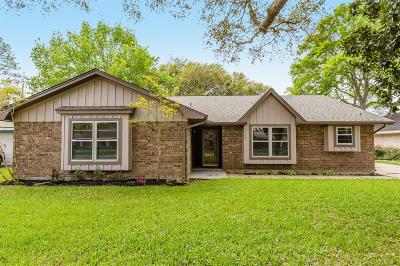 Rosenberg Single Family Home For Sale: 1132 Sally Anne Drive
