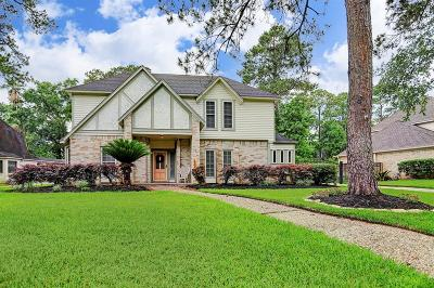 Spring Single Family Home For Sale: 18307 Forest Elms Drive