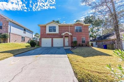Montgomery County Single Family Home For Sale: 12081 La Salle Crossing
