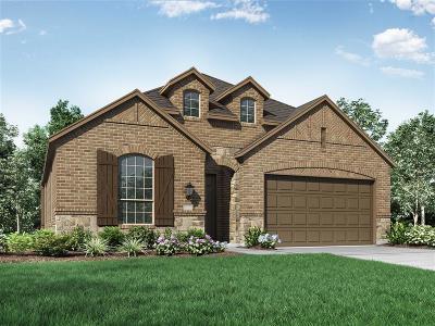 Manvel Single Family Home For Sale: 2235 Blackhawk Ridge