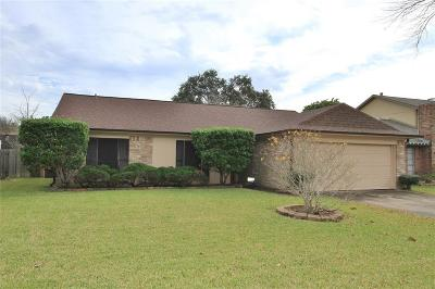 Houston Single Family Home For Sale: 3811 Redwood Falls Drive