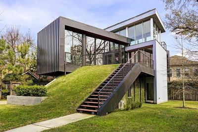 Houston Single Family Home For Sale: 1515 Woodhead Street