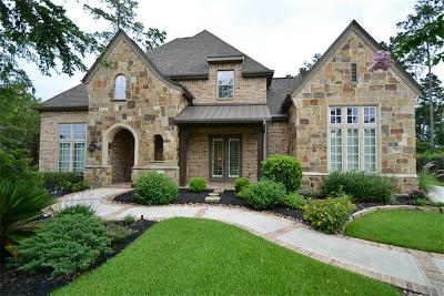 The Woodlands Single Family Home For Sale: 79 S Shimmering Aspen