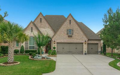 The Woodlands Single Family Home For Sale: 171 N Almondell Way