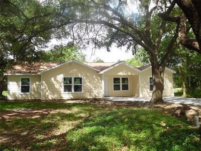 Pasadena Single Family Home For Sale: 1700 Miami Road