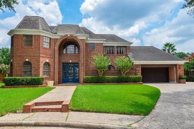 Katy Single Family Home For Sale: 1703 Beacon Cove Court