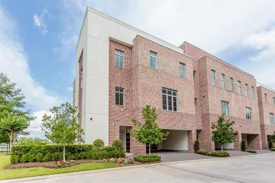 Sugar Land Condo/Townhouse For Sale: 1450 Lake Pointe Parkway