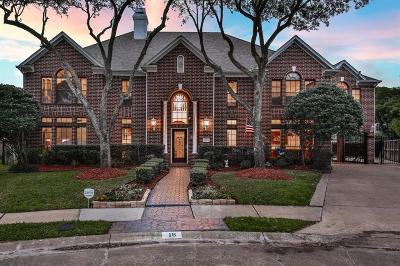 Sugar Land, Sugarland Single Family Home For Sale: 16 Fosters Court