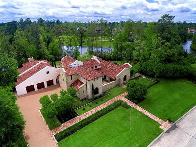 The Woodlands Single Family Home For Sale: 86 Mediterra Way