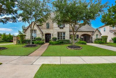 Katy Single Family Home For Sale: 27503 Hurston Glen Lane