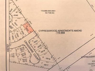 Spring Residential Lots & Land For Sale: 8030 Landau Park Lane