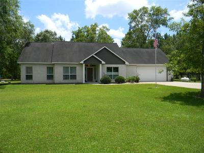Single Family Home For Sale: 402 County Road 633