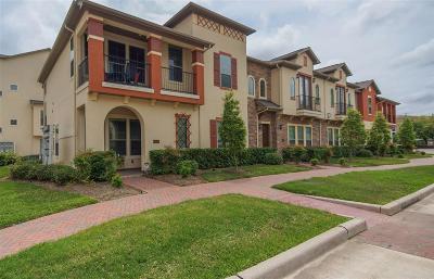 Houston Condo/Townhouse For Sale: 14520 San Pietro Drive