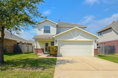 Cypress Single Family Home For Sale: 10923 Barker View Drive