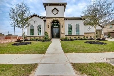 Cypress Single Family Home For Sale: 18011 Wimberly Heights
