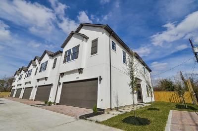 Houston Single Family Home For Sale: 4858 Rich Oak Drive